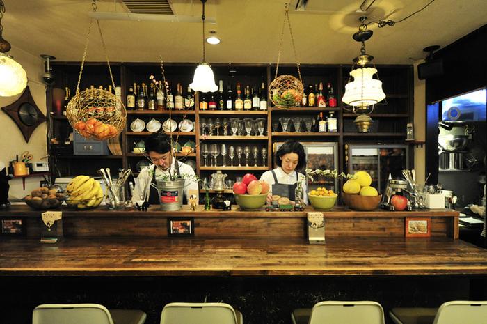 「パフェテリア パル」は、札幌と旭川で10年の人気を誇る、リゾット専門店「Risotteria GAKU」の姉妹店なんです。GAKUのリゾットのファンだという方は、ぜひこちらのパフェも味わってみてはいかがでしょうか。