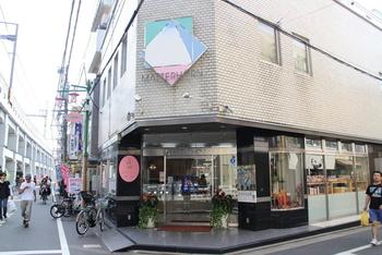 「マッターホーン MATTERHORN」は1952年創業されました。一店舗主義を貫き、東京、東横線学芸大学駅すぐにお店を構えています。