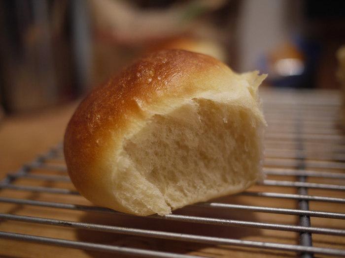 いかがでしたか?おいしくてかわいくてアレンジもきくちぎりパン。ぜひ一度、お家でも作ってみて、焼きたてを味わってくださいね♪