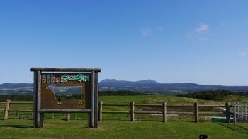 北海道の大パノラマを展望できる施設のある900草原。ここに来ると北海道に来た、ということを実感できます。まずはいつまでも続く草原に圧倒されます。