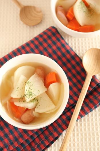 いかがでしたでしょうか?今回の記事を参考に、栄養満点の根菜類を使ったレシピで、冬の食卓をほっくりお楽しみ下さいね。
