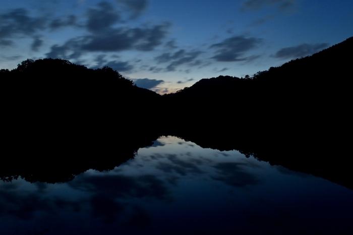《星田池》から《第二星田ダム》までの星田川沿いの「滝山自然渓谷」は、「滝山自然公園」として整備された自然豊かな公園。