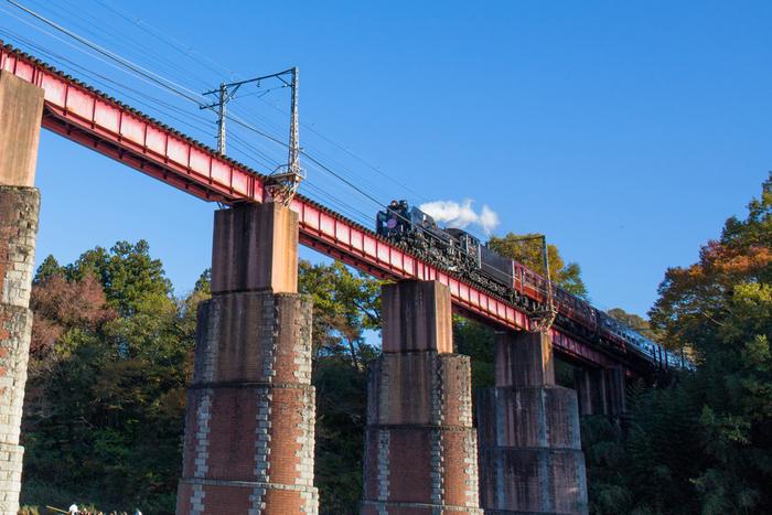 【画像は秩父鉄道「SLパレオエクスプレス」。】