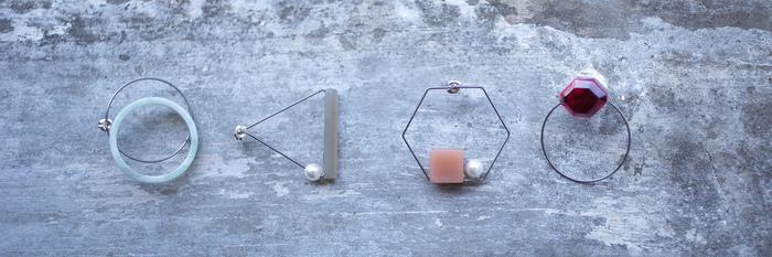 こちらはセルロースアセテートとチタンの加工技術を合わせたTITANIUM(チタニウム)ラインです。