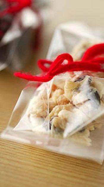 いかがでしたか? 今年のバレンタインがいつもより素敵な日になるようお菓子作り・ラッピングで彼やお友達をあっと驚かせちゃいましょう♪