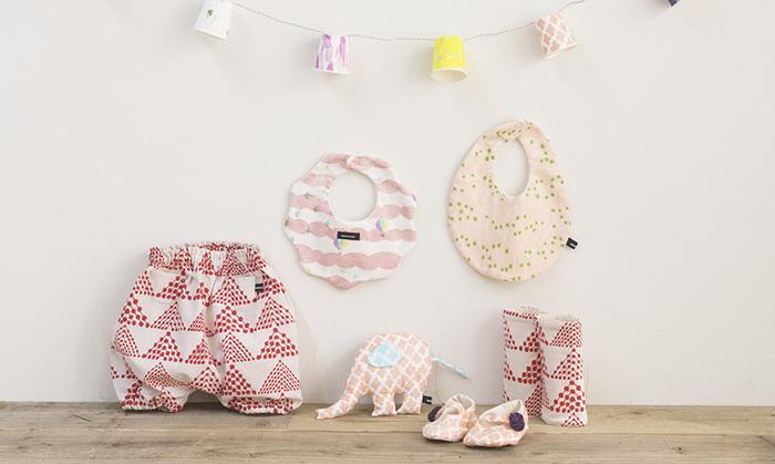 ハンドメイドが得意なプレママであれば、きっと赤ちゃんへの最初の贈り物は手作りでと考えているはず。  産後はなかなかハンドメイドする時間も持てないかも…。 そんなお腹の赤ちゃんとゆっくり過ごせるマタニティの時期に、ぜひハンドメイドが楽しめる赤ちゃんグッズを贈りませんか?