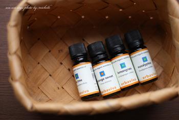 最近はナチュラルな成分のアロマオイルもずいぶん増えてきました。香りの種類も豊富なので、一日のうちで時間帯によって香りを使い分けてみると、おうち時間がより楽しくなります。