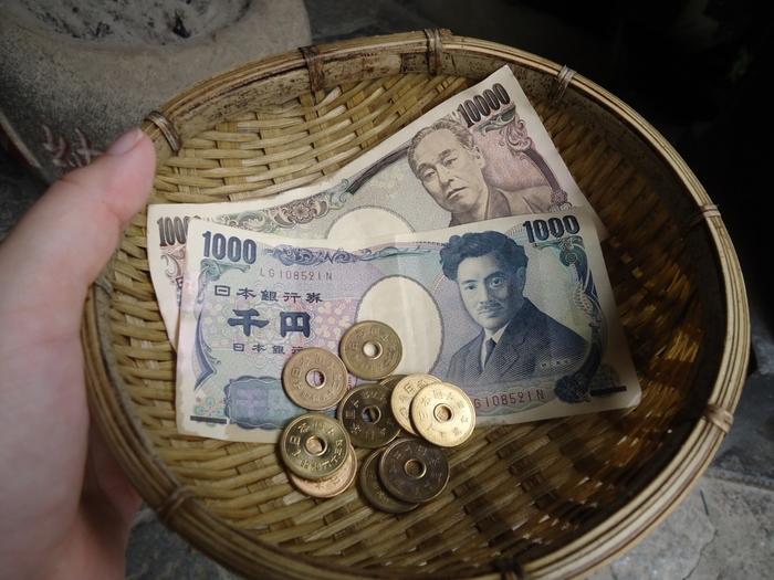 霊水「銭洗水」で洗えば、お金も増えて、金運もアップ!