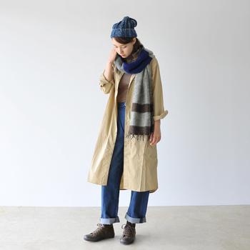 子供とのお出かけファッションは、動きやすい&両手が空くことが大切ですが、冬はそれにプラスして暖かさも重要です。