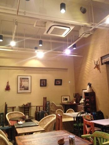 【大阪】地元で愛されている隠れ家カフェ<カンテグランデ>で癒しのひと時を