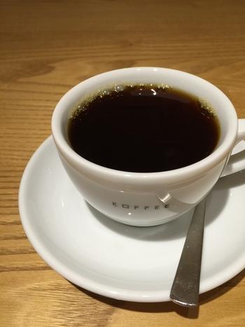 コーヒー豆は京都で有名な小川珈琲さんのお豆。 他にはない安定した美味しさです!