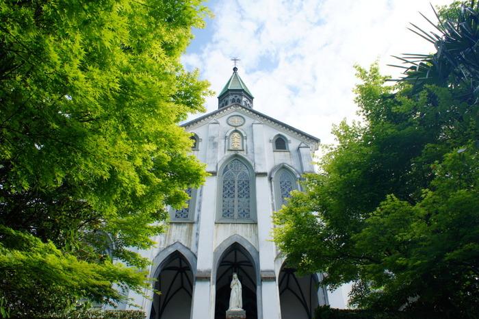 大浦天主堂は長崎市南山手町にある教会です。1865年(元治2年)に建立された歴史ある建物です。