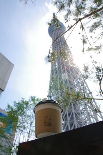 お散歩やリフレッシュに、パッと立ち寄れる気軽さがちょうどいい、コーヒースタンド。お気に入りのお店を見つけて、ステキな1日を送って下さい。
