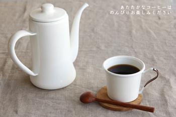 ドリップコーヒーが上手に入れられるんですって!