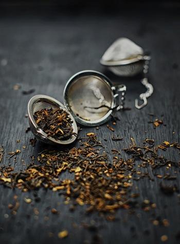 スイーツや料理にいちばん使われるのは、ベルガモットで柑橘系の香りをつけたアールグレイ。特にスイーツに紅茶を使う際は、香り高いアールグレイがおすすめです。