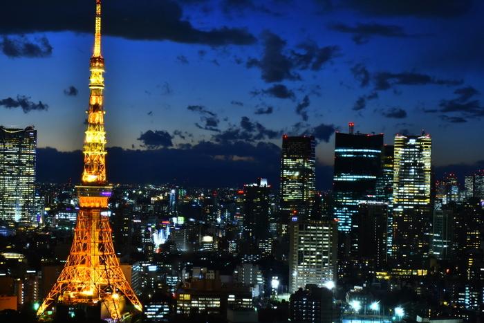 誰もが知っている東京の名所、「東京タワー」。 これは外せません! おススメは、三種類に演出された展望台。 大人だけでゆったり展望カフェもおススメです。