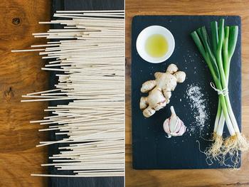 味の引き立て役♪「香味野菜」の種類とレシピをおさらいしましょ。