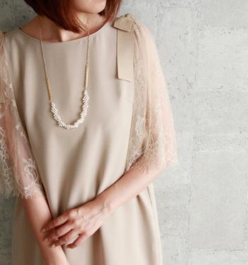 いつもと違うコーデをすると気分も上がりますね。誰のためにどんなものを着よう?と考えれば、何を着たらいいのか迷うのも楽しくなります。TPOに合わせてドレスアップを楽しみましょう。