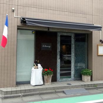 「ルボークープ」は気軽に立ち寄れるフランス料理のお店がコンセプトの一つ。