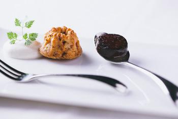 アイディアに溢れた独創的な料理も魅力です。