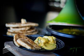 お料理のソースにフルーツバターをちょこっと加えて隠し味に!濃厚さと、ほのかなフルーツの香りが楽しめますよ!
