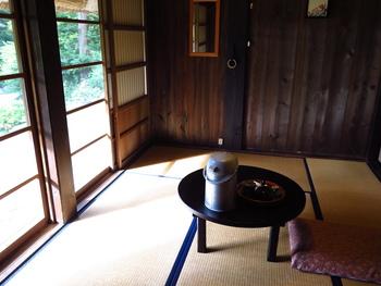 宿には、客室が6つ。田舎に帰ったかのような、素朴な香りが漂います。