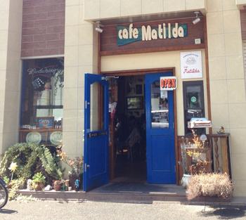 パンケーキ専門店「マチルダ」。朝から夜までパンケーキが楽しめるお店です♪