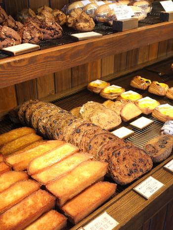 「本当に美味しい」と感じてもらえるパン作りはデリケートで、日々少しずつ状態が異なる素材や、季節や気温の変化なども考慮し、ベストな状態になるよう毎日焼き上げているそうです。