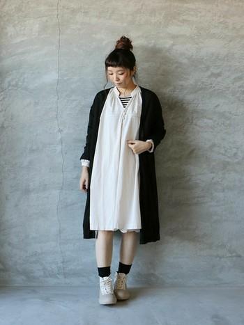 重ね着していけば、自分だけのオリジナルスタイルが完成するヴェリテクールのお洋服。どんな素敵なアイテムがあるのでしょうか。