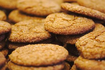 X'masに★ Teatimeに♪ スパイスな香り広がるジンジャークッキーを楽しもう!