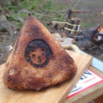 「エジプト塩パン」 たかはしよしこさんのエジプト塩を使った人気のパンです。