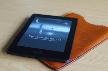 電子書籍なら、どれだけ数があってもかさばらない♪携帯にも便利なので、本好きさんなら利用する価値アリです。