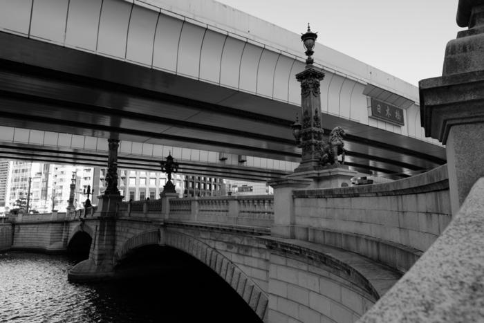 歴史を感じながら・・・街歩き。〈日本橋〉の美味しいランチ