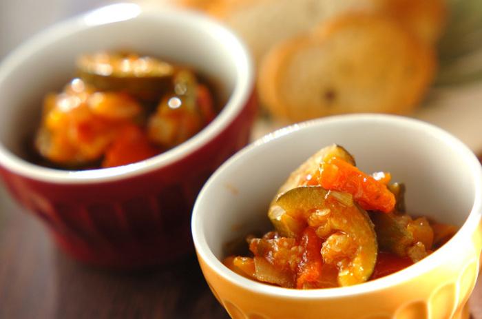 野菜によって火の通り方が違うので、一種類ずつ丁寧に炒めると綺麗で美味しく仕上がります。