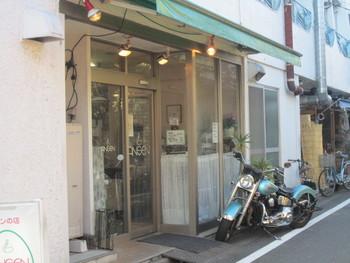 地元のパン屋さんといった感じで、 すごく親しみの持てるお店「アンセン」。