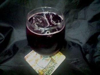 甘めのカクテルでついつい飲み過ぎちゃいそうです。