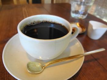 質の良い生豆にこだわったコーヒーは価値ある1杯だと思います。
