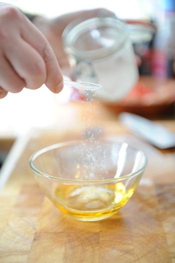 美味しくてカロリーオフ♪手作りノンオイルドレッシングのレシピ
