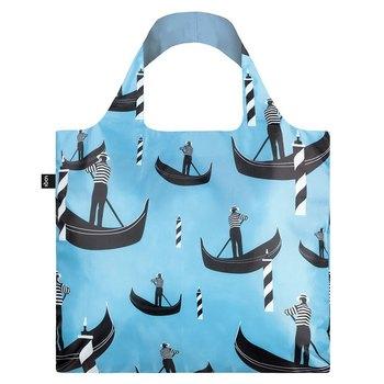 ★「ゴンドラの大型バッグ」・・・素材は丈夫なプラスチックです。大きめでショルダーにできます。容量もかなり入るので、レジャーや、マザーバッグ、お買い物のエコバッグとしても重宝しますね!