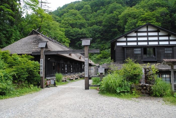 なかでもオススメは、かつて秋田藩主の湯治場だったという湯が残る「鶴の湯」と、モダンジャパニーズのおしゃれな湯宿「妙乃湯」!