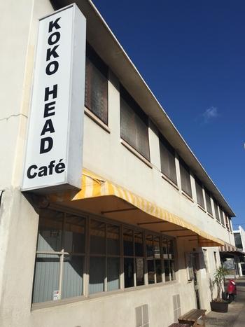 レストランは朝食・ブランチスタイルのお店。 場所は元12th Ave.Grill(トゥエルフス・アベニュー・グリル)のあった場所。 カイムキの小道を入った隠れ家スポットにあります☆