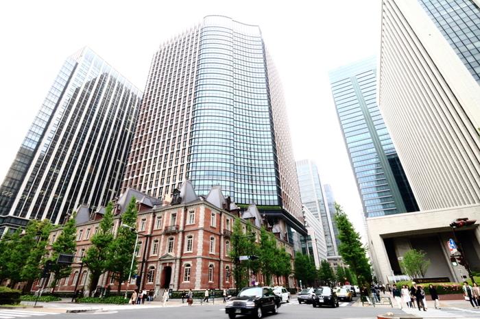 都会的な雰囲気を満喫♪東京・丸...