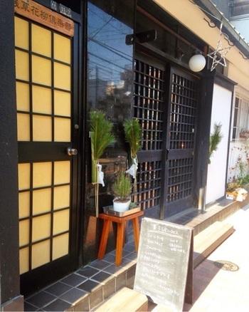 浅草の観音裏にある小さくてかわいいお菓子屋さん「菓子工房 ルスルス」