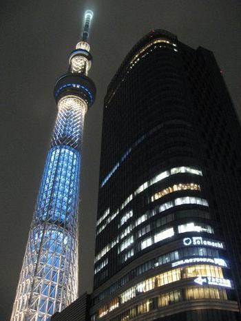 2012年、東京スカイツリーの開業とともに「東京ソラマチ」の7階にオープン。東武鉄道伊勢崎線・とうきょうスカイツリー駅の連絡通路から直行できます。