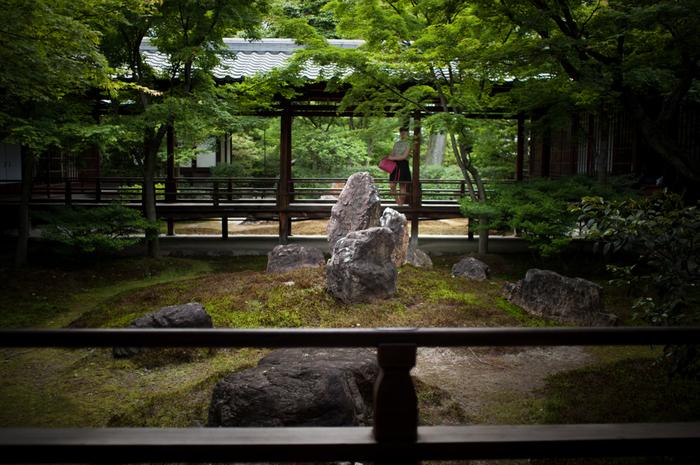 """「建仁寺」で癒やされる。ふらりと出掛ける""""わたしの京都旅"""""""