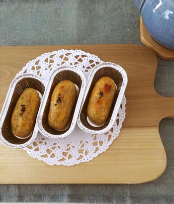 みんな大好きスイートポテト♪ サツマイモのお菓子の定番ですね!