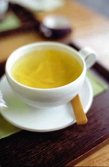 かりん茶、クコ茶、ゆず茶といった果実や種子系のお茶も、冷え症改善におすすめです。
