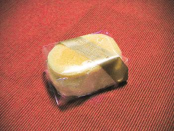 小さい中にもギュッと濃厚なチーズのフレーバーが詰まっています♪