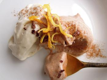 バナナはシュガースポットが出ている熟したものを使いましょう!カシューナッツの香ばしい香りが広がり、ほっぺたが落ちちゃうる美味しさです。