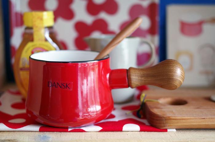 手の平サイズが手放せない!可愛い小鍋【ダンスク】バターウォーマーの魅力。
